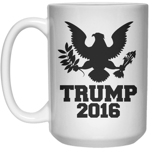 trump 2016 MUG  Mug - 15oz - Shirtoopia