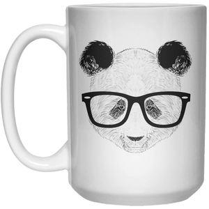 Panda MUG  Mug - 15oz - Shirtoopia