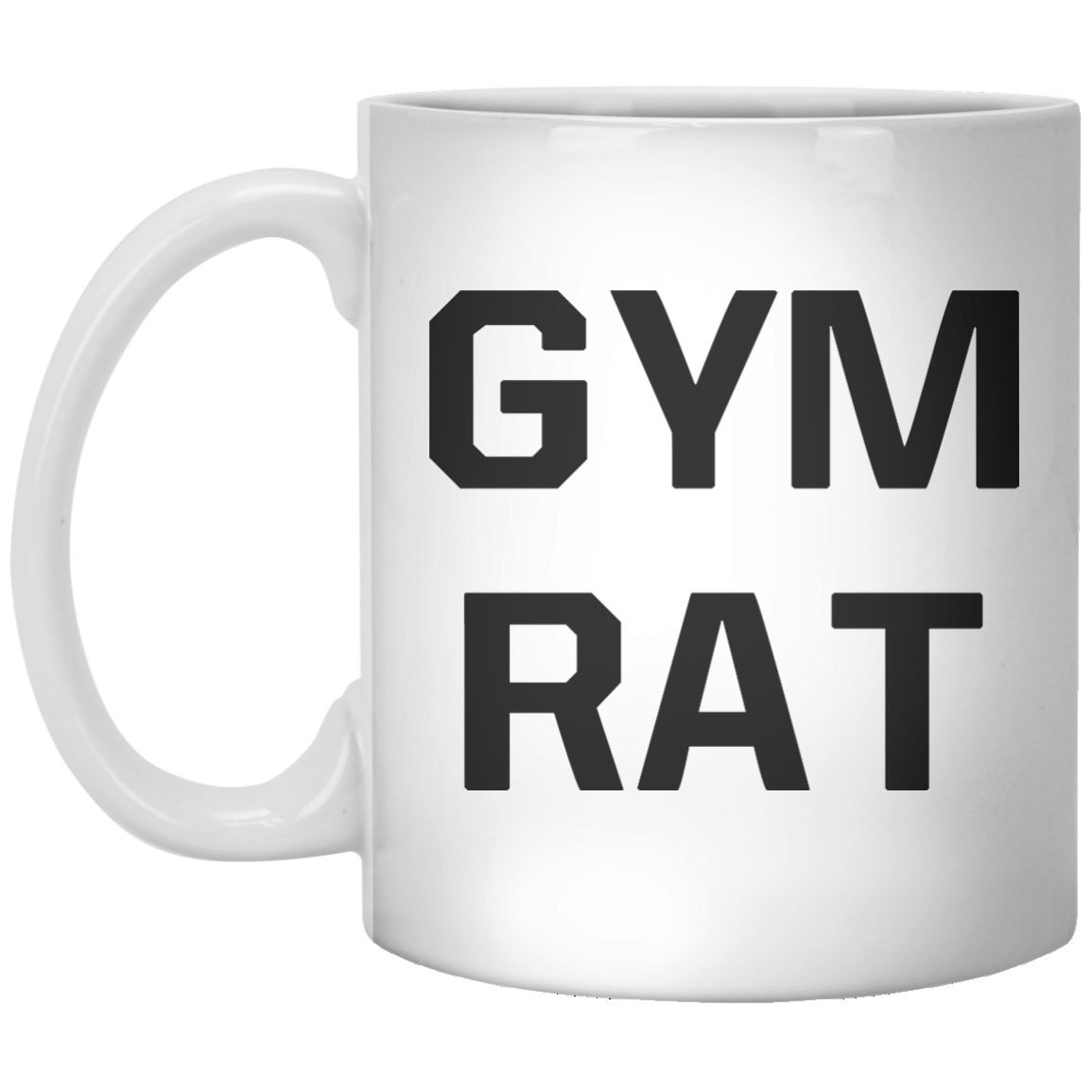 Gym Rat MUG - Shirtoopia