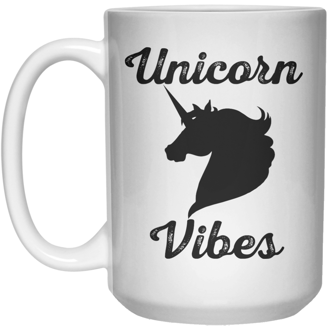 unicorn vibers MUG  Mug - 15oz - Shirtoopia
