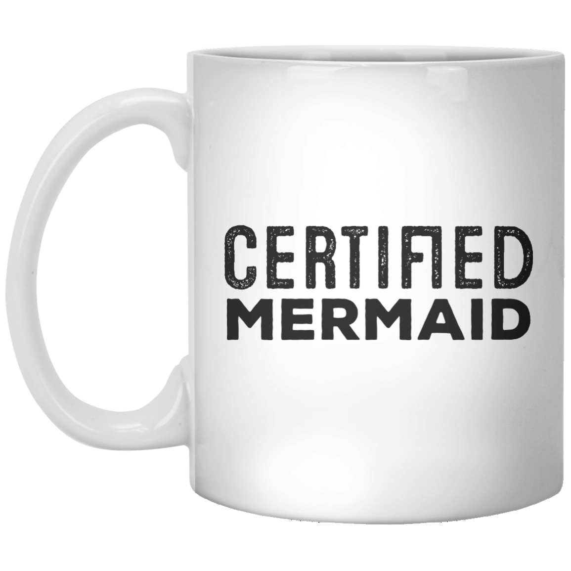Certified Mermaid MUG - Shirtoopia