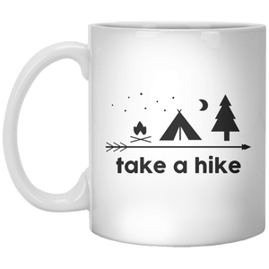 Take A Hike MUG - Shirtoopia