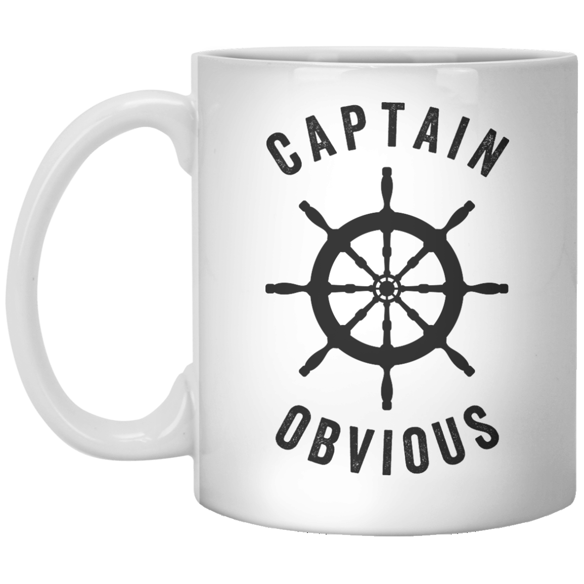 Captain Obsious - Shirtoopia