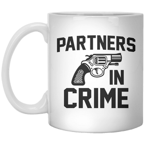 Partners In Crime - Shirtoopia
