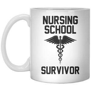 Nursing School Survivor - Shirtoopia