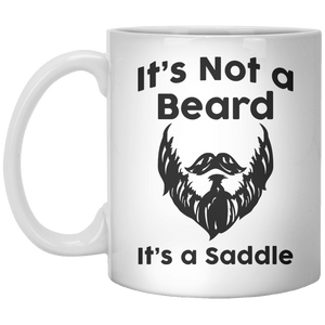 It's Not a Beard It's A Saddle - Shirtoopia