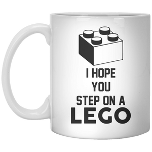 I Hope You Step On A Lego - Shirtoopia