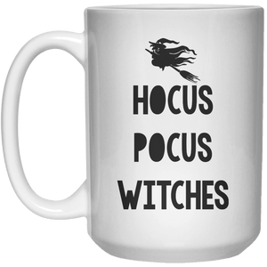 Hocus Pocus Witches MUG  Mug - 15oz - Shirtoopia