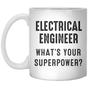 Electrical Engineer What's Your Superpower MUG - Shirtoopia