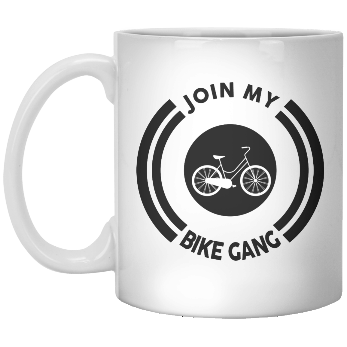 Join My Bike Gang - Shirtoopia