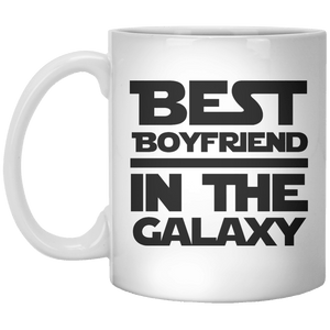 Best Boyfriend in The Galaxy MUG - Shirtoopia