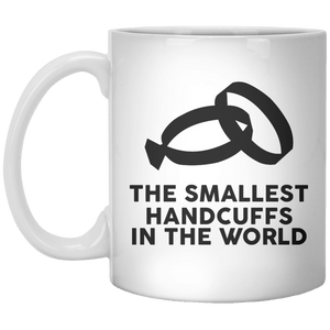 The Smallest Handcuffs In The World - Shirtoopia