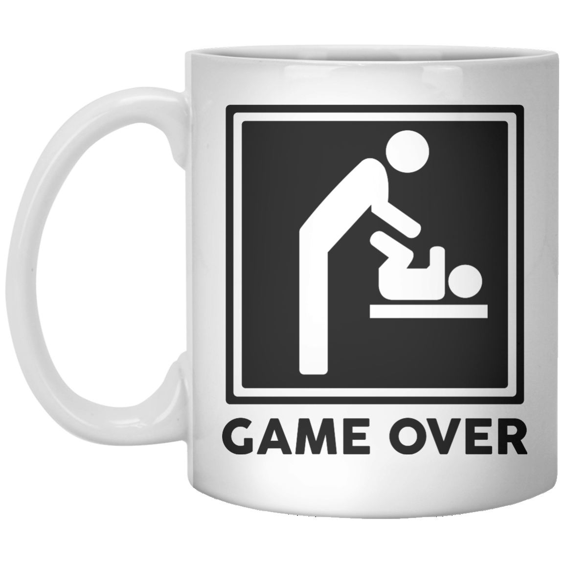 Game Over - Shirtoopia