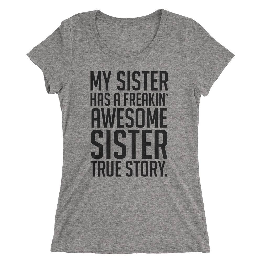 Awesome Sister Tee