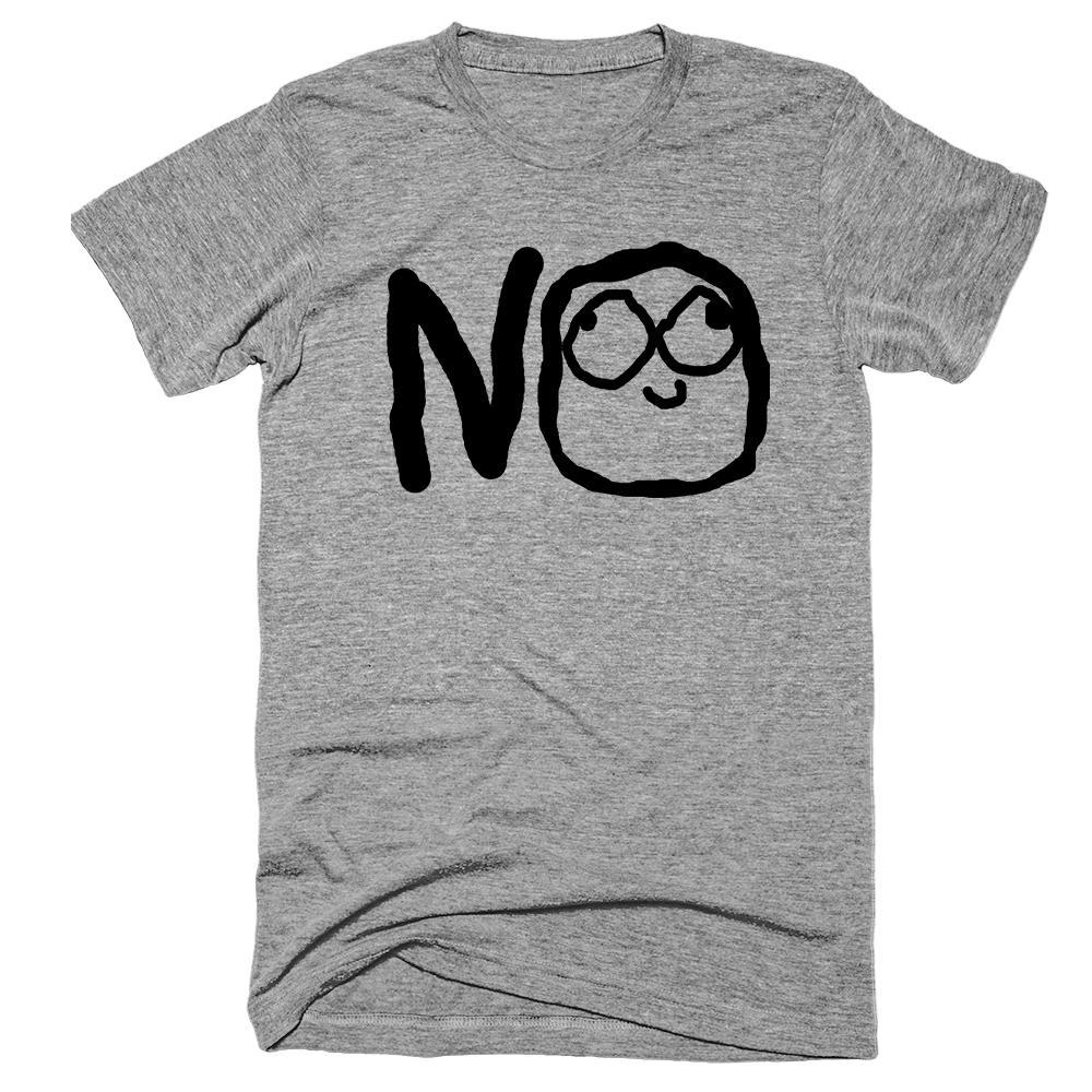 NO Meme face T-shirt