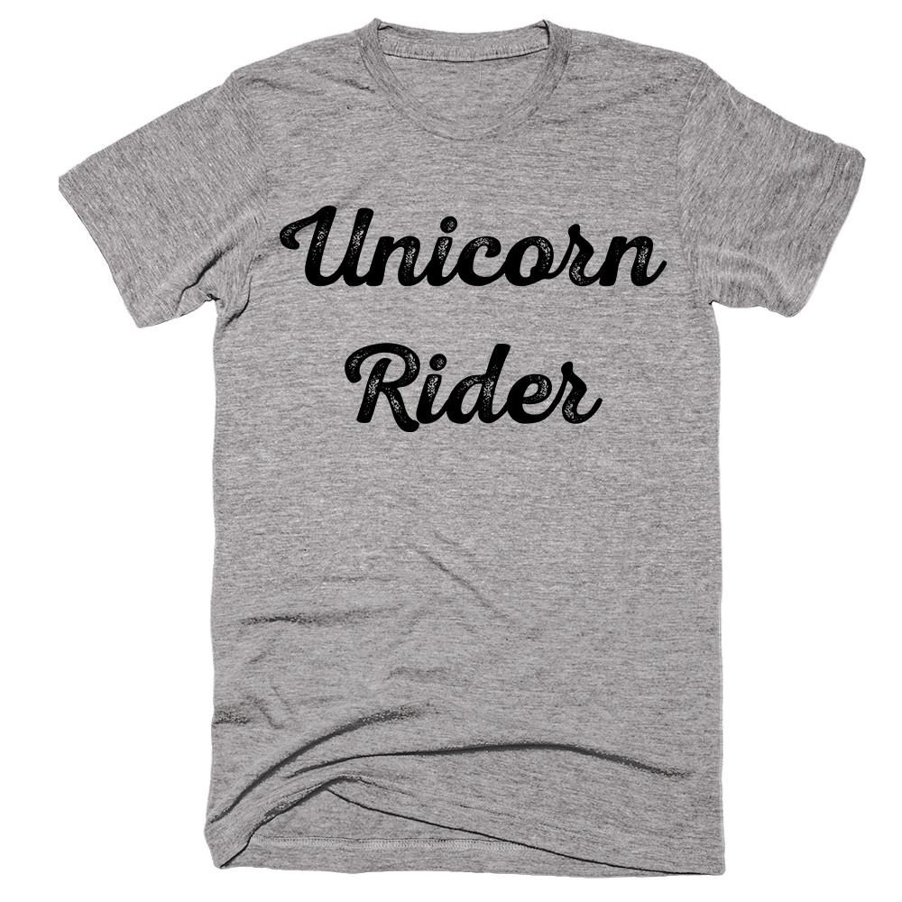 Unicorn Rider T-shirt - Shirtoopia