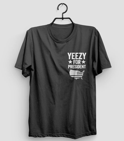 YEEZY FOR PRESIDENT T-SHIRT