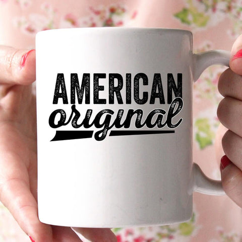american original coffee mug