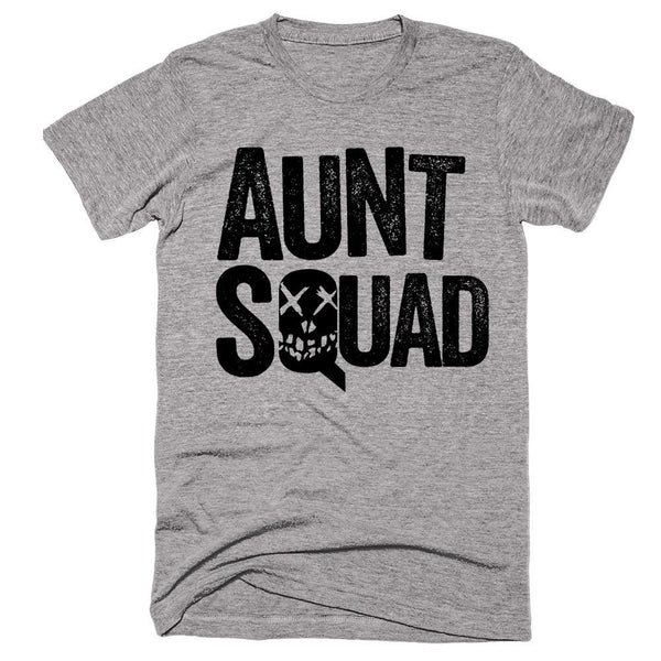 Aunt Squad Suicide Squad Themed T-Shirt - Shirtoopia