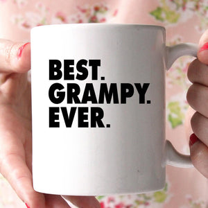 best grampy ever coffee mug