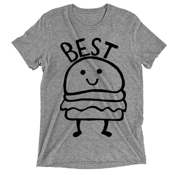 Best Friends Burger and Fries T-Shirts