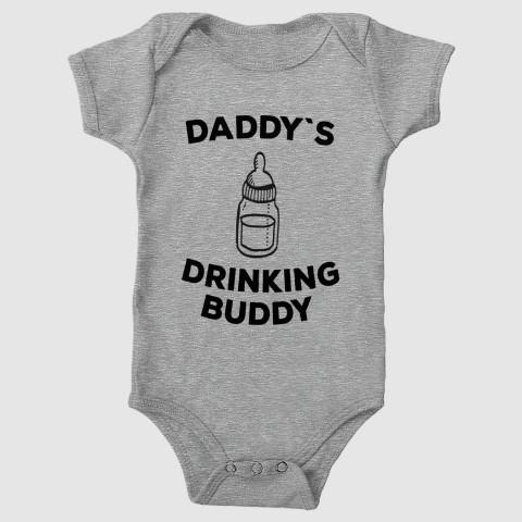 Daddy`s Drinking Buddy - Shirtoopia