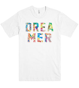 dreamer psychedelic patterns t-shirt - Shirtoopia