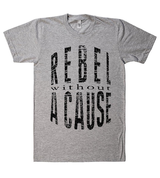 rebel without a cause tshirt - Shirtoopia