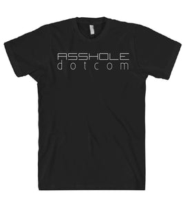 asshole dotcom tshirt - Shirtoopia