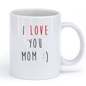 i love you mom coffee mug - Shirtoopia