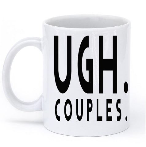 ugh couples mug - Shirtoopia