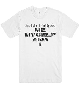 holy trinity t shirt - Shirtoopia