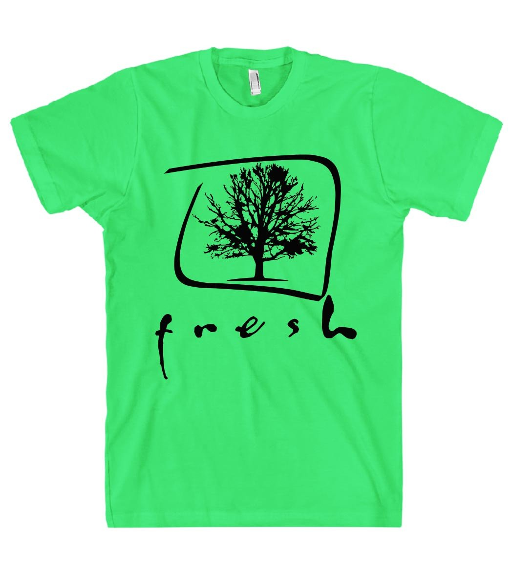 fresh air tshirt - Shirtoopia