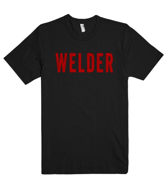 Welder t shirt - Shirtoopia