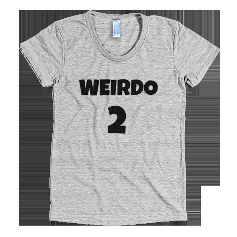 Weirdo 2 T-Shirt (Unisex) - Shirtoopia