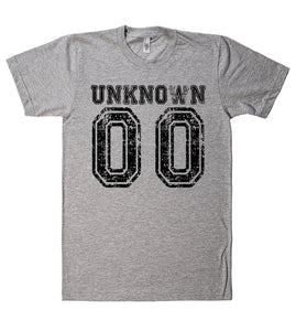 unknown 00 tshirt - Shirtoopia