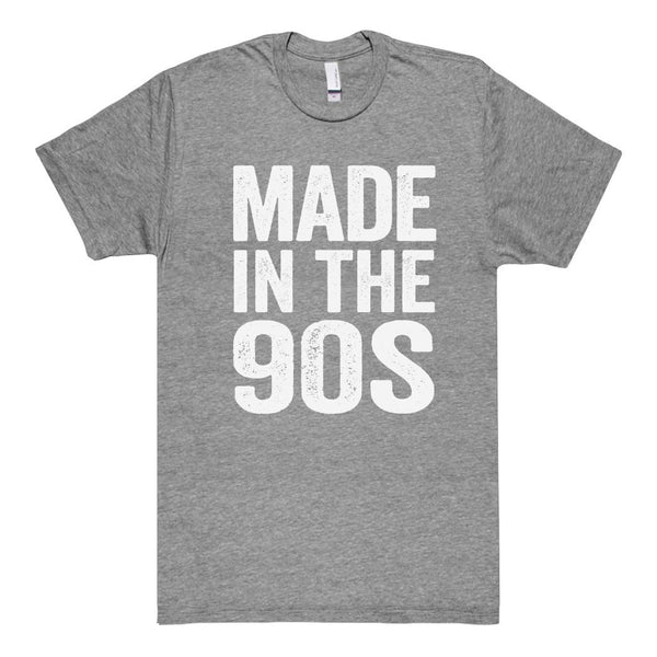 made in the 90s t shirt - Shirtoopia