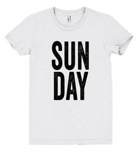 sun day tshirt - Shirtoopia