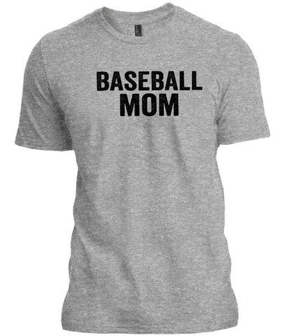 baseball mom t-shirt - Shirtoopia