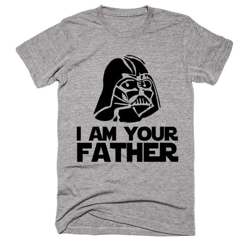 i am your father starwars darth vader head  t-shirt  - 1