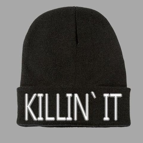 KILLIN` IT  Beanie - Shirtoopia