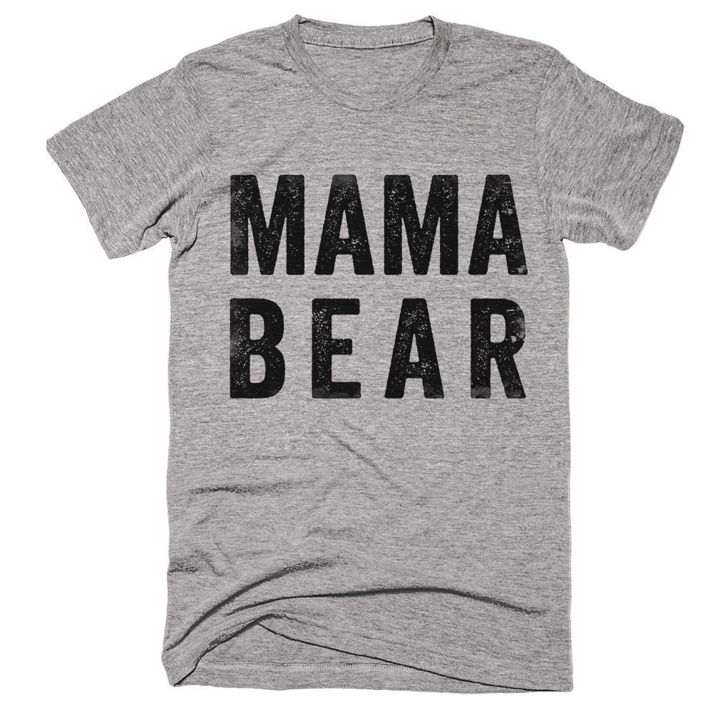 mama bear t-shirt - Shirtoopia