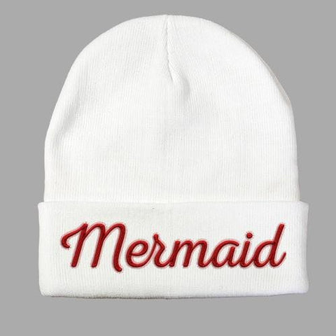 Mermaid Beanie - Shirtoopia