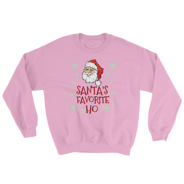 santa's favorite sweater
