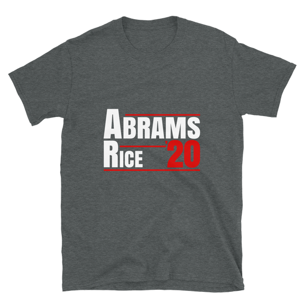 Abrams  Rice  Broad City Tshirt