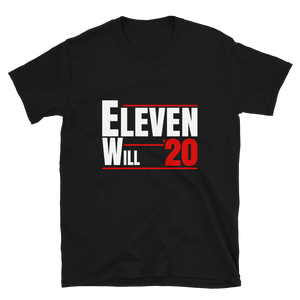 Eleven  Will  Stranger Things Tshirt