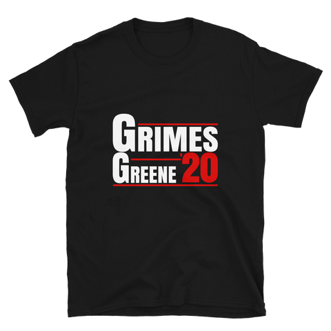 Grimes  Greene  The Walking Dead Tshirt