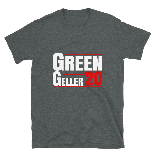 Green  Geller  Friends Tshirt