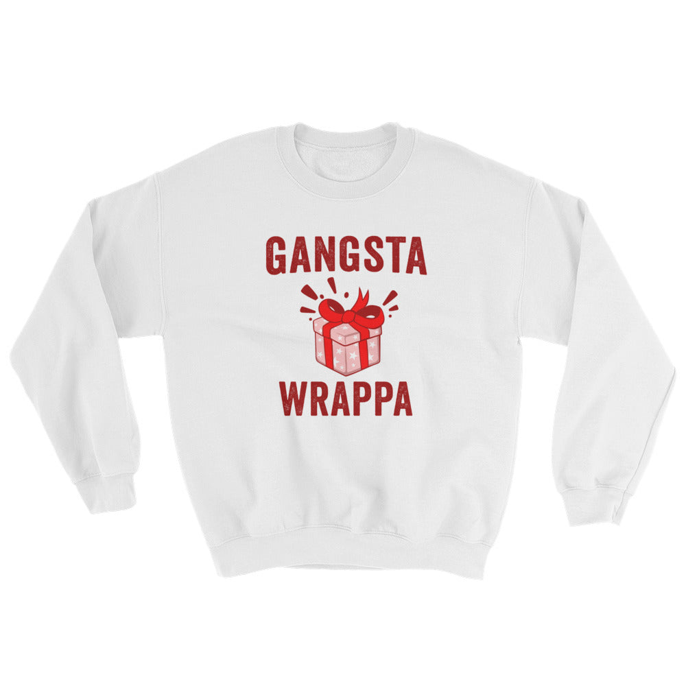 Gangsta Wrappa Christmas Sweater
