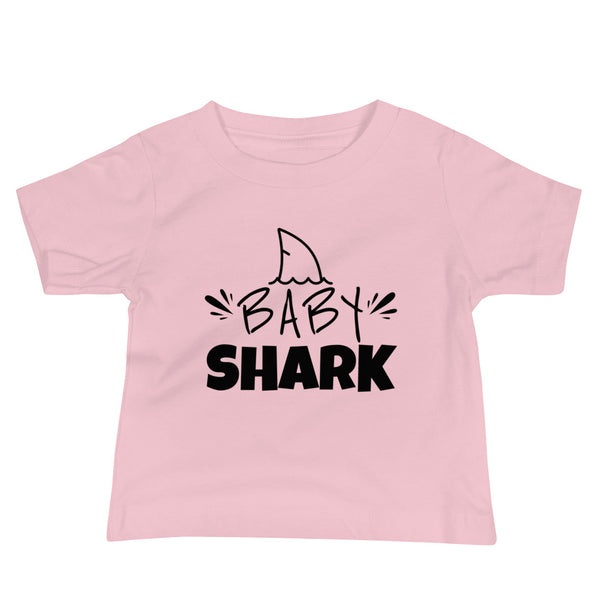 Baby Shark Short Sleeve Baby Tee
